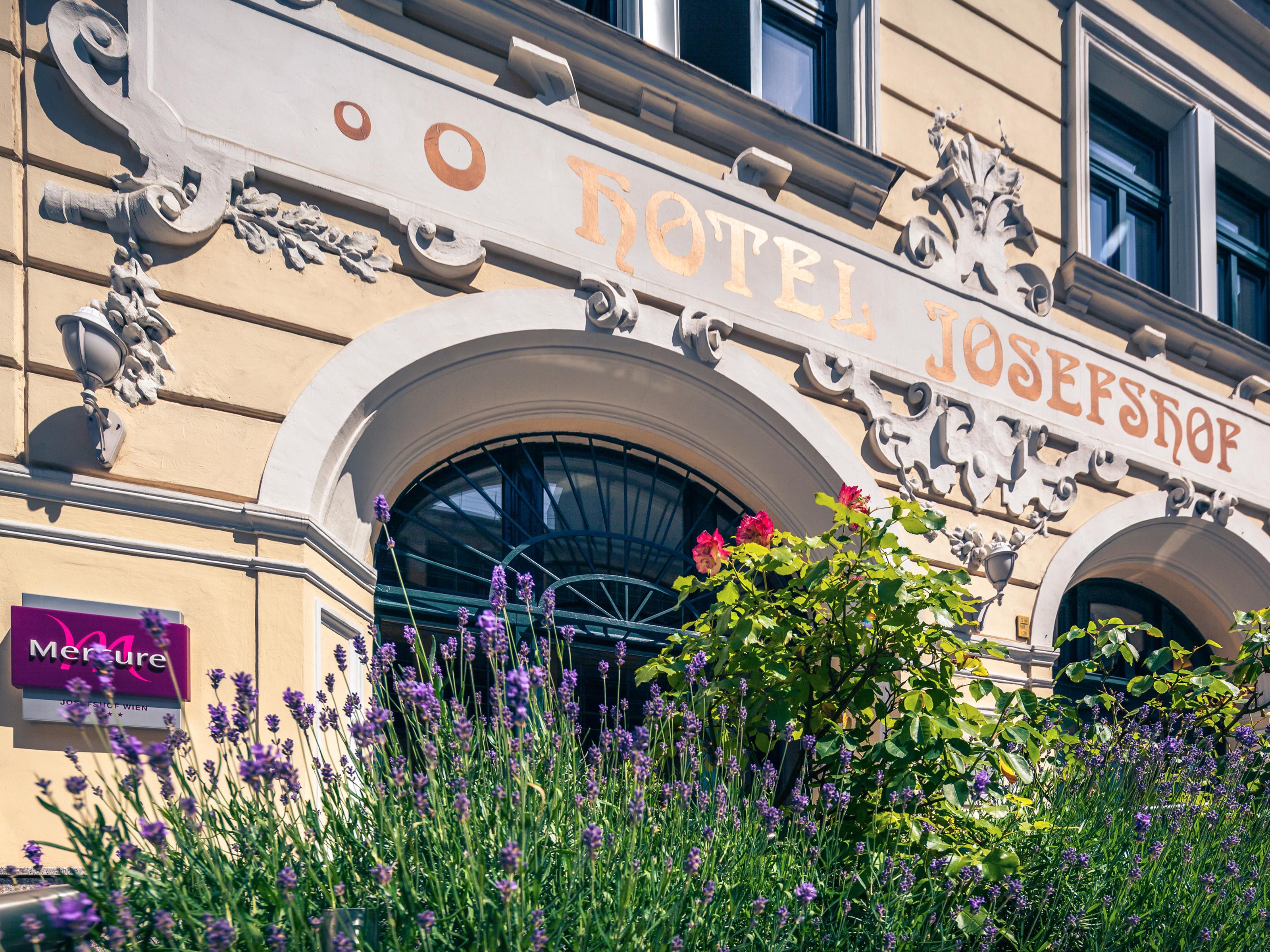 4 Sterne Hotel Josefshof Am Rathaus In Der Wiener Josefstadt Hotel